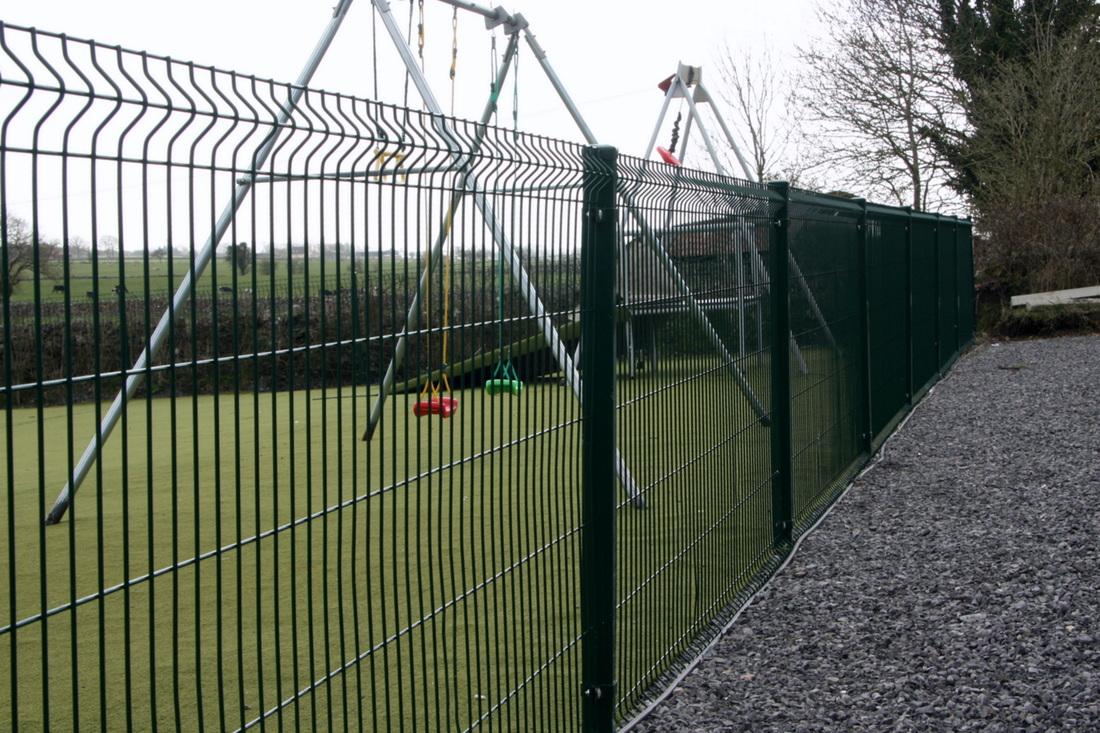 Security Fencing Panels | fenser.ie
